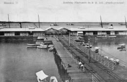BRESIL - MANAOS - Roadway Fluctuante Da M H Ltd. Ponte Principal - Manaus