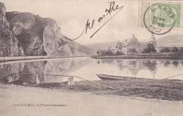 21134 VALLEE DE LA MEUSE - Le Prieuré D'Anseremme.  Sans éd 1907