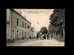 44 - CARQUEFOU - Arrivée Par La Route De Nantes - 19 - Carquefou