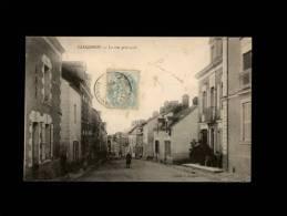 44 - CARQUEFOU - La Rue Principale - Carquefou