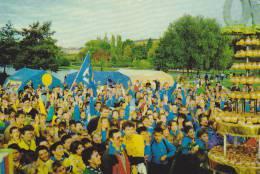 21138 70ème Anniversaire Scouts France - Plan Eau Metz - . Photo Gérard Nadé. Tirage 350ex Gateau Fraternellement - Scoutisme