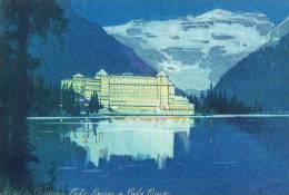 CANADA - LAC LOUISE - Hôtel Du Chateau - Lac Louise