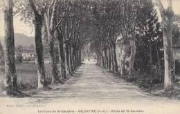 29e - 31 - Valentine - Haute Garonne - Environs De St-Gaudens - Route De Saint Gaudens - Saint Gaudens