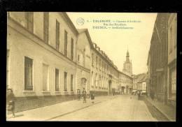 Tirlemont (Thienen Tienen)  :  Caserne D'Artillerie Rue Des Récollets - Tienen
