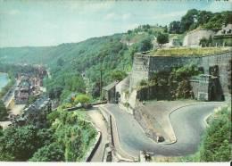 Namur -- Citadelle   Route  Merveilleuse.  ( 2 Scans ) - Namur