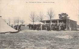 Militaria - Au Camp De Châlons, L'Heure De La Soupe - Militaria