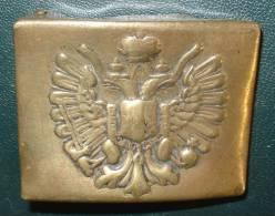 Boucle De Ceinturon Autriche WW1 - 1914-18