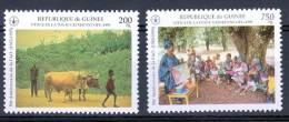 Guinee 1995 FAO MNH** - Lot. 1359 - Contro La Fame