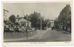 High Street, Roehampton, 1950s/60s Postcard - Surrey