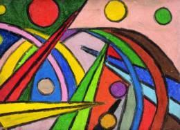 Pastel   Sur Papier  ?   (GP 50) - Pastels