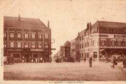 HIRSON    Place De La Gare - Hirson