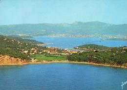SAINT MANDRIER VUE GENERALE BAIE DE CAVALAS - Saint-Mandrier-sur-Mer