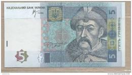Ucraina - Banconota Non Circolata Da 5 Hryvnja - 2005 - Ukraine
