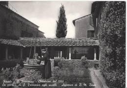 5422 - Fiesole St-François Petit Cloître De 1300 Le Sermont Aux Oiseaux - Italie