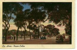 BUENOS AIRES - Paséo Colon - Argentine