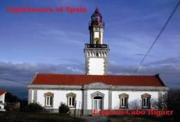 Lighouses Of Spain - Euskadi/Cabo Higuer Postcard Collector - Faros