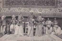 CPA PARIS Cynghalais Et Bayadères De L'exposition Coloniale De Paris 1906 - Expositions