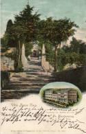 Villa Arson Nice Souvenir Du Hotel St Barthelemy 1900 Postcard - Sin Clasificación