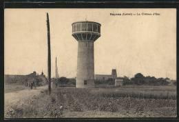CPA Beynes, Le Chateau D'Eau, Wasserturm - Francia