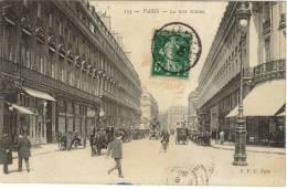 CPA PARIS 9° ARRONDISSEMENT - Rue Scribe - Paris (09)