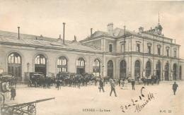35 RENNES LA GARE - Rennes