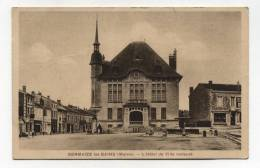 CPA  51 :  SERMAIZE  Les BAINS   Hotel De Ville    VOIR   DESCRIPTIF  §§§ - Sermaize-les-Bains
