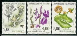Année 1992 -Nature De France -N° 2766 - 2768 Et 2769  ** TTB - France