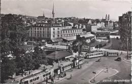 5445 - Zürich Bahnhofbrücke Tram - ZH Zurich
