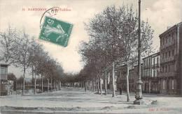 11 - Narbonne - Quai Vallière - Narbonne