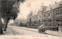 LAON   école Normale - Laon