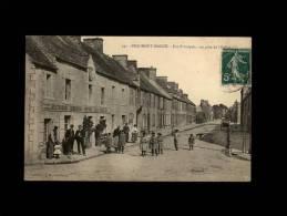 50 - BEAUMONT-HAGUE - Rue Principale, Vue Prise De L'Eglise - 347 - Beaumont