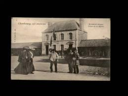 50 - BEAUMONT-HAGUE - Place De La Mairie - 191 - Beaumont