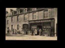 50 - BEAUMONT-HAGUE - 349 - Quincaillerie - Devanture Magasin - DIVETAIN - Beaumont