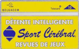 Carte Privee Sport Cérébral Neuve Rare ! - Belgien