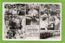 67.HERBITZHEIM / L'abbee MUSSER Herbitzheim 21-9-1958 / Zum Andenken An Die Feierliche Instalation /au Dos Francine Buch - France