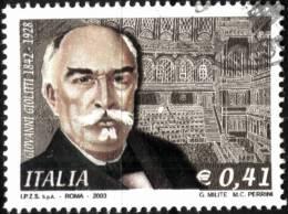 Italia 2003, Giovanni Giolitti (o) - 6. 1946-.. Repubblica