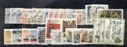 Berlin Jahr 1977 Komplett / Year 1977 Complete Used /  Gestempelt - Berlin (West)