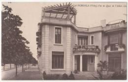 03, Vichy, Allier, La Pergola (1) Vue Du Quai De L'Allier - Vichy