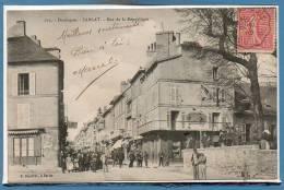 24 - SARLAT -- Rue De La République - Sarlat La Caneda
