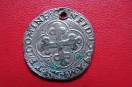 Savoie Sou Emmanuel Philibert 1564 - 476-1789 Monnaies Seigneuriales