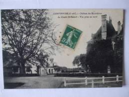 37 - BB -  CONTINVOIR - CHATEAU DES RICORDIERES - Frankreich