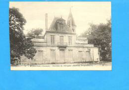 33 MERIGNAC - Pavillon De Mérignac (carte Coupée) - Merignac