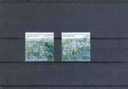 ALL FEDERALE ANNEE 1998  N° 1829 / 1830   OBLIE  PRIX  5.25 €UROS - [7] Federal Republic