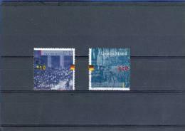 1998  N° 1818 / 1819 50 JAHRE PARLAMENT PAULSKI   OBLITÉRÉ TB - [7] Federal Republic