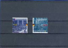 1998  N° 1818 / 1819 50 JAHRE PARLAMENT PAULSKI   OBLITÉRÉ TB - Gebruikt