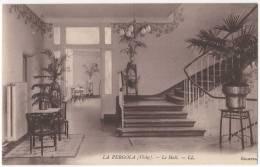 03, Vichy, Allier, La Pergola (4) Le Hall - Vichy