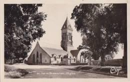 Ile De Noirmoutier 85 - Place Eglise - Noirmoutier Sancoins - Noirmoutier