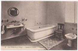 03, Vichy, Allier, La Pergola (9), Cabinet De Toilette, Chambre De Luxe - Vichy