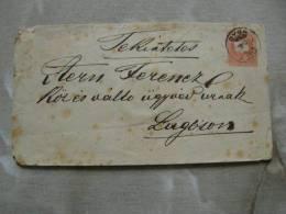 Hungary  GYÖR  1874      D84257.2 - Hongrie