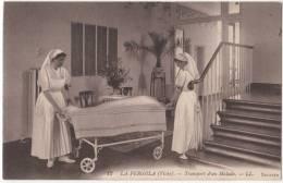 03, Vichy, Allier, La Pergola (12),  Transport D'un Malade - Vichy